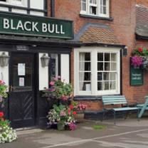 photo of black bull margaretting restaurant
