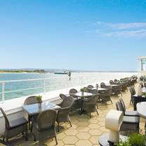 photo of the point at haven hotel restaurant