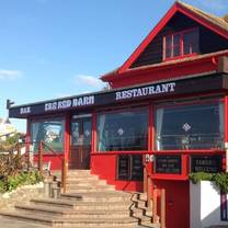 photo of the red barn restaurant
