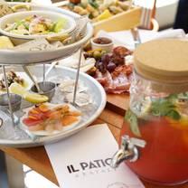 photo of il patio di eataly restaurant