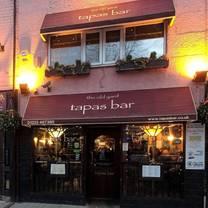 photo of the old yard tapas bar restaurant