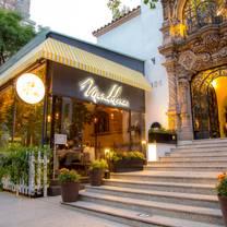 foto de restaurante mandolina