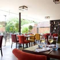 photo of the talbot inn restaurant