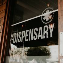 photo of the dispensary coffee kitchen bar restaurant