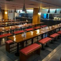 photo of crowne plaza dubai - wagamama restaurant