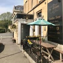 photo of the pulteney arms restaurant