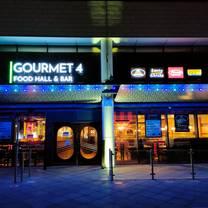 photo of gourmet 4 harlow restaurant