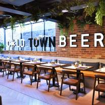 photo of cold town house – pizza & prosecco restaurant
