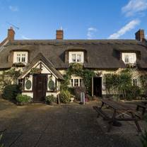 photo of the chequers, hainford restaurant