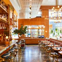 photo of aquavit london restaurant