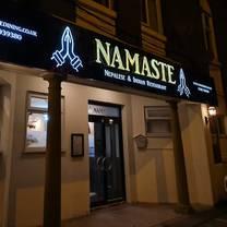 photo of namaste wolverhampton restaurant