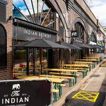 photo of indian brewery snowhill restaurant