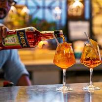 photo of il patio di eataly with aperol restaurant