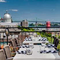 photo of terrasse sur l'auberge restaurant