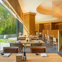 foto de restaurante yoshimi- hyatt regency mexico city