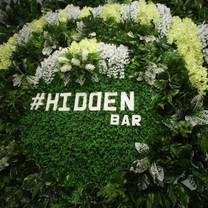 photo of hidden bar bury restaurant
