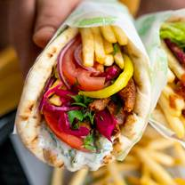 photo of what the pitta - manchester restaurant