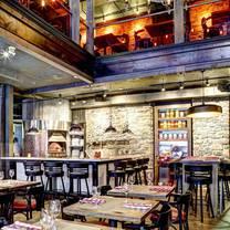 photo of bevo bar + pizzeria restaurant