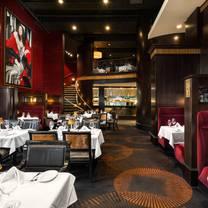 photo of gotham steakhouse and bar restaurant