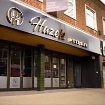 photo of hazels meze bar restaurant
