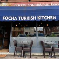 photo of focha turkish kitchen restaurant