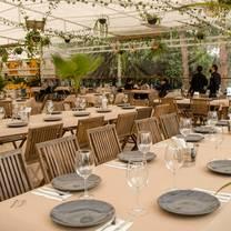 foto de restaurante terraza gastronómica por citibanamex