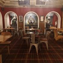 photo of the malt house restaurant
