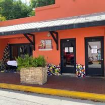 photo of red shoe island bistro restaurant