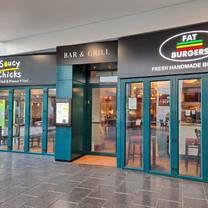 photo of fat burgers camberley restaurant