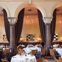 photo of galvin la chapelle restaurant