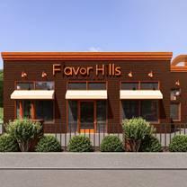 photo of flavor hills restaurant