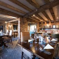 photo of the ostrich inn restaurant