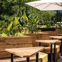 photo of terrasse w montreal restaurant