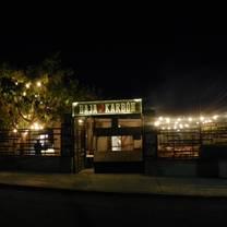 foto de restaurante baja karbon