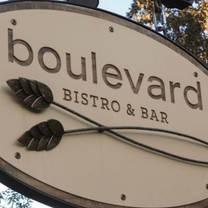 photo of boulevard bistro restaurant
