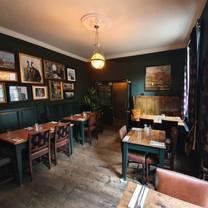 photo of the lamb & lion restaurant