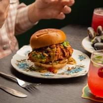 photo of happy endings street food restaurant
