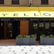 photo of yellows bar & grill restaurant