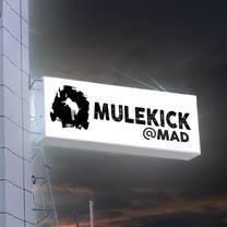 photo of mulekick@mad restaurant