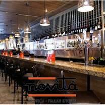 photo of novita wine bar trattoria - garden city restaurant