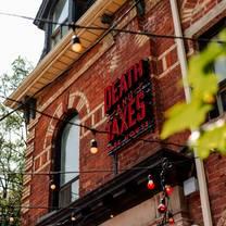 photo of death & taxes free house restaurant