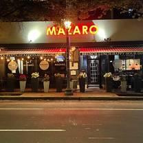 photo of mazaro restaurant
