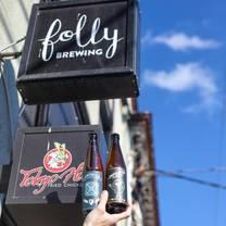 photo of folly brewpub restaurant