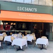 photo of luciano's exeter restaurant