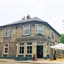 photo of the red lion bishopgate restaurant