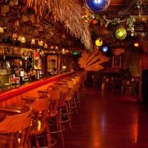 photo of forbidden island tiki lounge restaurant