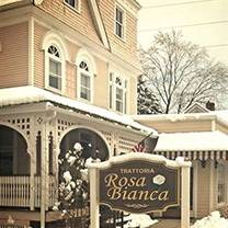 photo of trattoria rosa bianca restaurant
