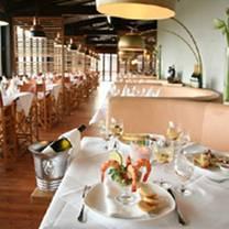 foto von lodge restaurant