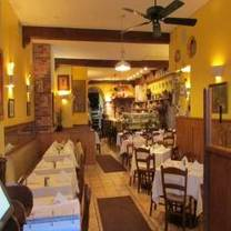 photo of pane e vino trattoria restaurant