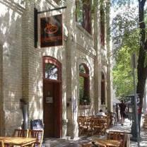 photo of corrientes argentine pizzeria restaurant